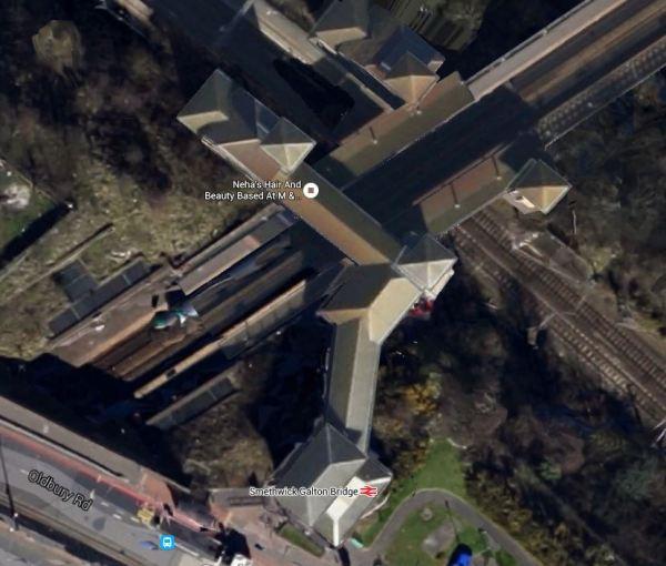 Smethwick Galton Bridge Station