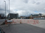 The Disused And New Car Parks And The Station From Queen's Road