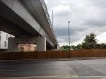 The Tram Bridge Over Queen's Road