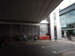On Station Street Under The Tram Bridge