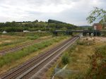 The Station Car Park Will Be To The Left (East) Of The Midland Main Line