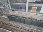 Making Tracks For Crossrail At Custom House Station