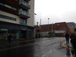 The Brayford Wharf LevelCrossing