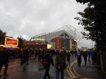 Walking To Old Trafford