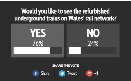 Vivarail Vote In Wales