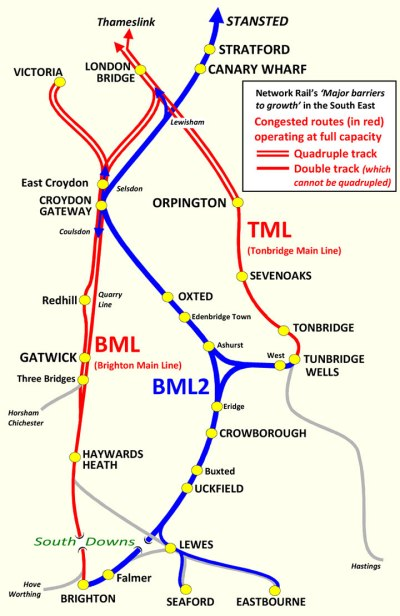 BML2 Map