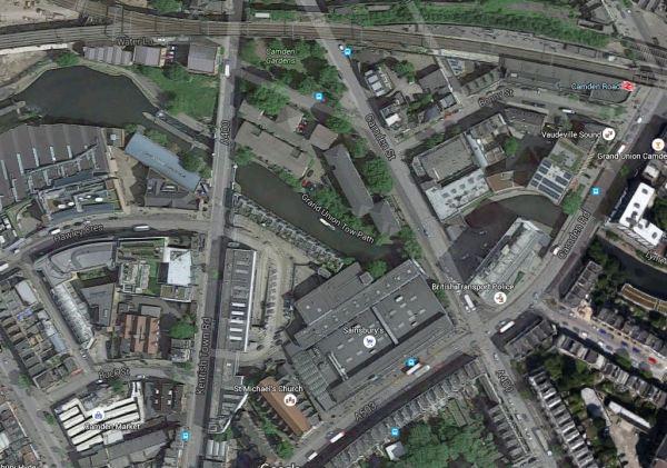 Buck Street To Camden Road