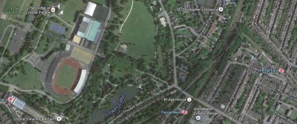 Crystal Palace And Penge
