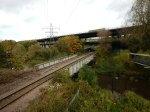 The Sheffield To Rotherham Railway