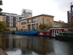 The New Royal Mail Office From The Regent's Canal
