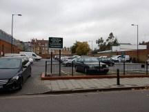 Bentley Road Car Park Is In Site A