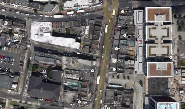 Dalston Junction Station And Site A