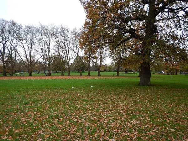 Bruce Castle Park