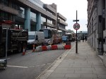 Jams Along Upper Thames Street