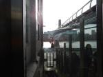 The Millennium Bridge From The Inclinator
