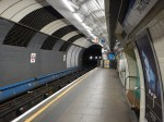 A Peek Into The Tunnels Past Brixton Tube Station