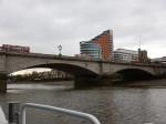 Approaching Putney Bridge
