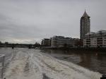 Leaving Chelsea Harbour