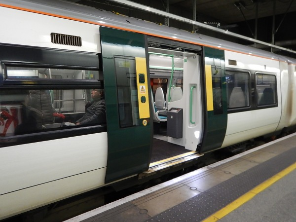 Class 387 Train