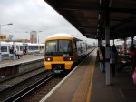 My Southbound Train Arrives