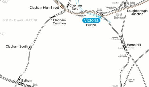 Clapham Lines