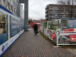 Crossing The Centre At Elephant And Castle - 5th December 2015