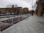 St. Georges Road At Elephant And Castle - 5th December 2015