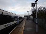 Arrival At Northfleet Station