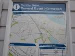 Minimal Information At Northfleet Station
