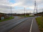 Walking To Ebbsfleet International Station