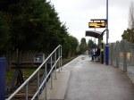 The Single Platform At Marlow Station