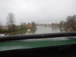 Over The Thames At Bourne End