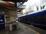 Arrival At Maidenhead Station