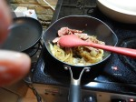 13. Add The Steak To The Sauced Onions