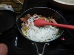 14. Add The Washed Noodles