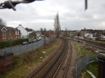 Looking Towards Streatham Common Station