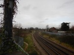 Looking Towards Steatham Station