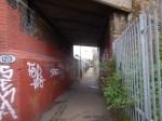 A Footpath Under The Railway
