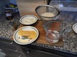 1. Haddock, One Chopped Medium Onion, 100 ml. Of Washed Basmati Rice And 200 ml. Water
