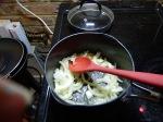 4. Soften Onion Over A Medium-Low Heat