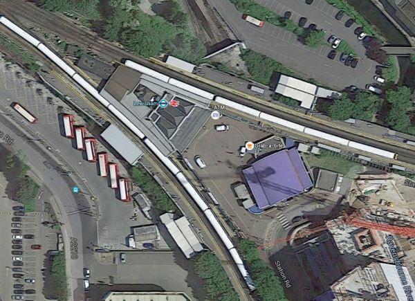 Lewisham Station