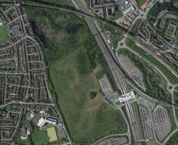 Northfleet And Ebbsfleet International Stations