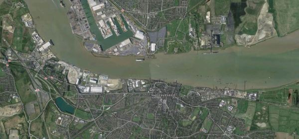 Tilbury And Gravesend