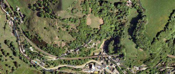 Between Burnley And Todmorden