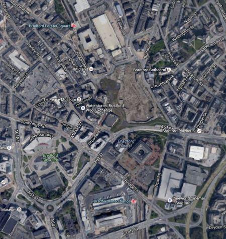 Bradford Stations