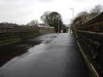 On Apperley Station Bridge
