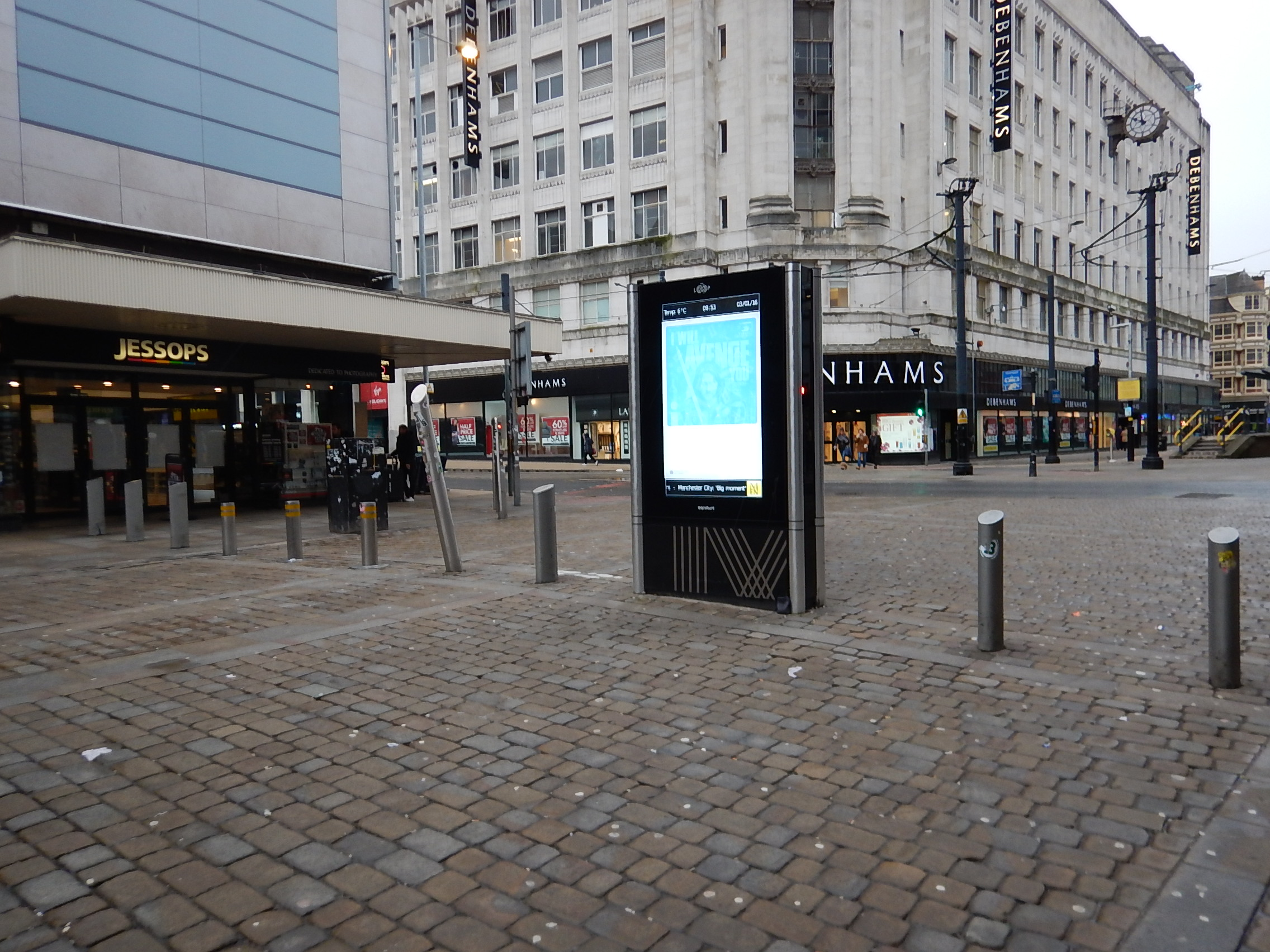 A Design Crime – Manchester's Totally Crap MiGuide « The Anonymous Widower