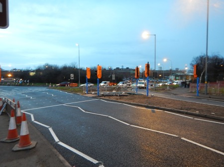 My Least Favourite Roundabout Gets Pedestrian Lights