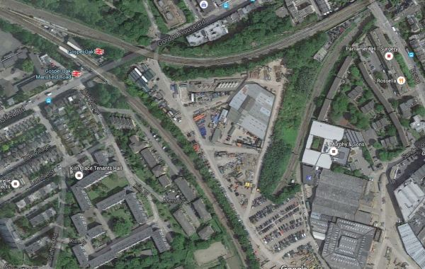 A Site To The East Of Gospel Oak Station