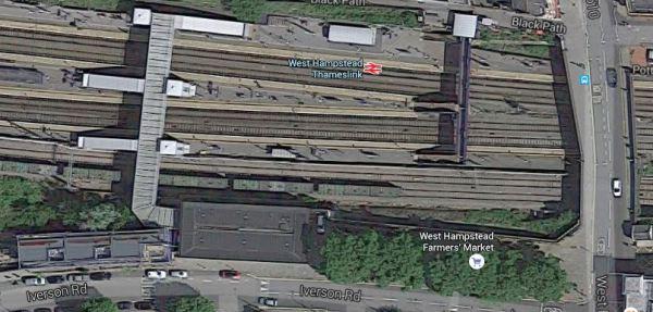 West Hampstead Thameslink Station